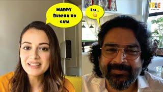 R Madhavan And Dia Mirza LIVE! Rehnaa Hai Terre Dil Mein  Reunion