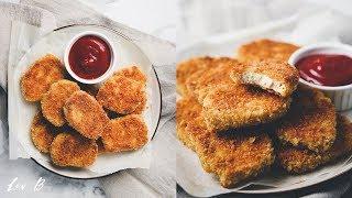 Vegan Chicken Nuggets Recipe (with Gluten-free Option)