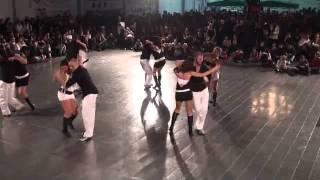 La Mamita - Rueda De Casino - Villaganzerla (VI) - Gare 2010