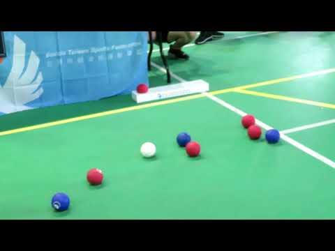 108.8.31參加第五屆地板滾球運動會