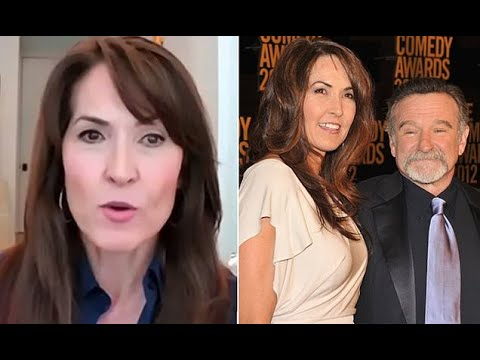 Robin Williams' widow Susan Schneider chats deadly Lewy body dementia