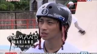 Sports Pilipinas: Mga Pinoy umani ng mga parangal sa extreme sports competition sa Malaysia