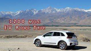 1200 mile California EV Adventure (Day 2) *Lots of FPV Flights! ????