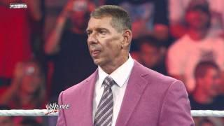 Raw: Mr. McMahon prepares to terminate John Cena