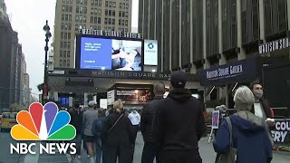New York Early Voting Begins With Record Turnout | NBC News NOW