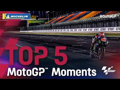 MotoGP 2021 第2戦ドーハGP 決勝レースのハイライト動画