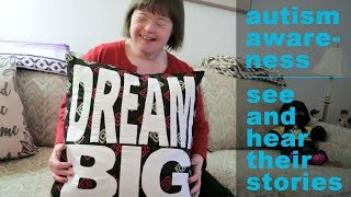 Autism Awareness - Dream Big