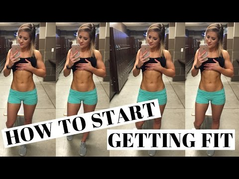Beginners Guide To Getting FIT