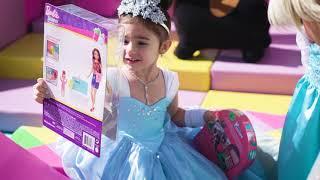 Princess Valentinas Frozen Wonderland Birthday Party