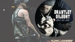 Brantley Gilbert's 'Just As I Am' Album in 60 Seconds