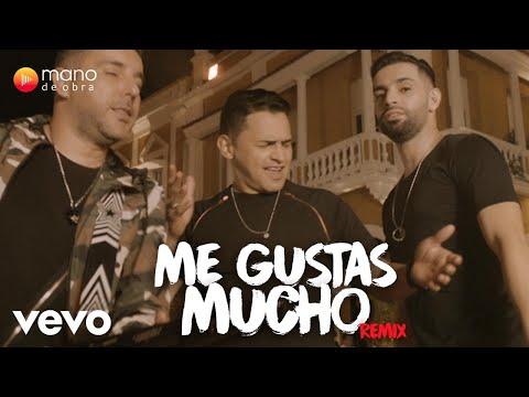Letra Me Gustas Mucho (Remix) Jorge Celedón Ft Alkilados
