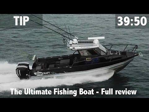 FULL REVIEW OF MATT WATSONS ULTIMATE FISHING BOAT – STABICRAFT 2750