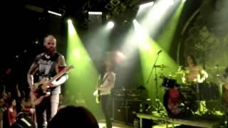 Baroness - Cocainium (17.3. 2016 Lucerna Music Bar - Praha CZ)