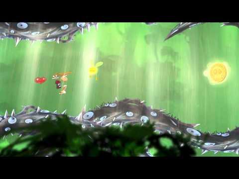 Vídeo do Rayman Jungle Run