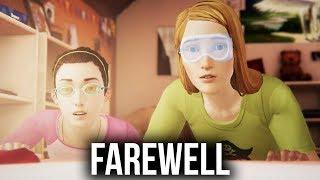 Life is Strange FAREWELL Full Episode Gameplay Walkthrough Part 1 (Before the Storm Bonus Episode)