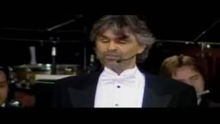 Andrea Bocelli - E lucevan le stelle (live)