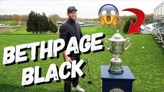 The Hardest Golf Course | Bethpage Black Part 1