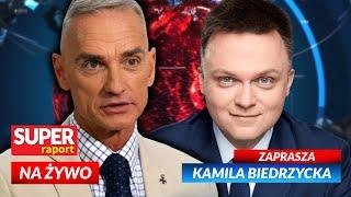 SE Szymon Hołownia, Jan Maria Jackowski i prof. Ewa Łętowska [NA ŻYWO] Super RAPORT