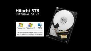 About the HGST 3TB internal hard drive