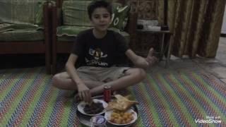 تحشيش الصوم الجذابي | ابراهيم محمد