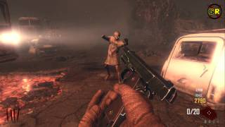Black Ops 2: Nuketown Zombies Gameplay(Xbox/PS3PC) بلاك اوبس 2: زومبي