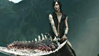DEVIL MAY CRY 5 - V Wields Sparda Sword & Awakens Dante