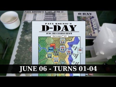 Paul Koenig's D-day - Juno Beach - June06