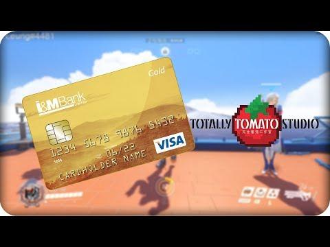 【TTStuの偽廣告Overwatch版!?】 Visa 2008年廣告