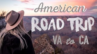 EPIC USA CROSS COUNTRY ROAD TRIP! | Let Us Live Ep. 43