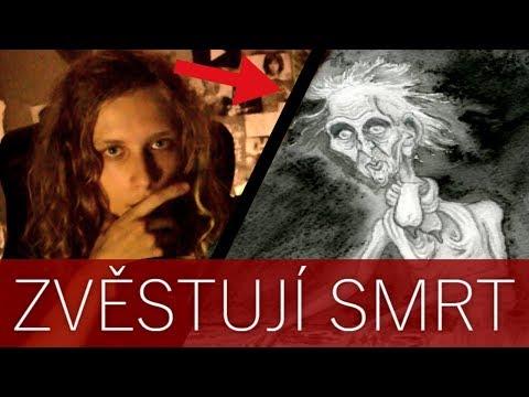 MYTOLOGICKÉ BYTOSTI: Smrtonošky