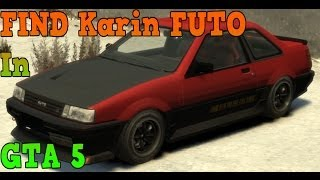How To Find Futo In GTA V - FASTEST AND EASIEST METHOD