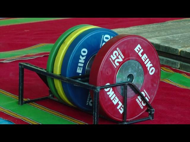 Тяжёлый спорт