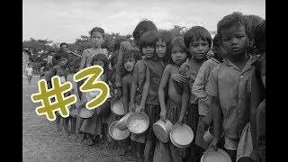 #3 TVJP  Kambodża więzienie Czerwonych Khmerów S-21 za srebrną wodą