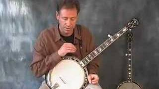 Learn How To Play Beginning Bluegrass Banjo DVD - Liza Jane