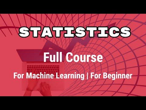 Statistics full Course for Beginner | Statistics for Data Science ...
