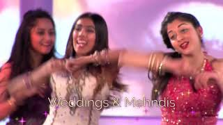 The Bollywood Entertainers - Showreel