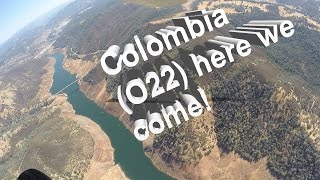 Concord Buchanan to Colombia Airport (w/ATC)...
