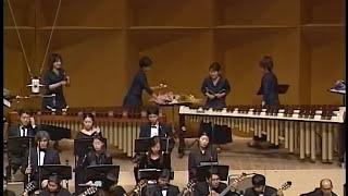 フィドル・ファドル FiddleFaddle マリンバとマンドリン合奏