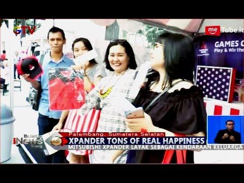 Kebahagiaan XPANDER Tons of Real Happiness Hadir di Palembang - BIS 26/11