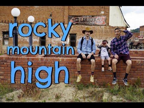 Rocky Mountain High | MATT AND BLUE