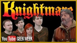 Knightmare TV Show Remake | YouTube Geek Week