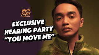 """Exclusive Hearing Party ! Dipha Barus Ft Monica Karina """"You Move Me"""""""
