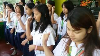 TALIPAN NATIONAL HIGH SCHOOL TNHS NESTLE WELLNESS 2016