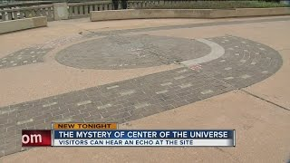 The Mystery Of The Center Of The Universe