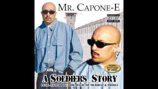 Mr.Capone-E - Life Of A Gangster