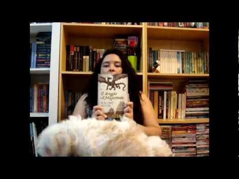 Vlog Alcateia#3: Eddie Van Feu resenha O Dragão de Sua Majestade