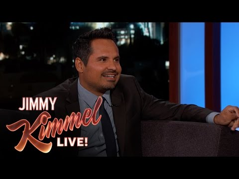 Michael Peña on His Crazy Brother & Erik Estrada