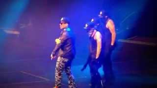 """""""Switchea"""" - Daddy Yankee 05/07/13 Deportistas por un sueño"""