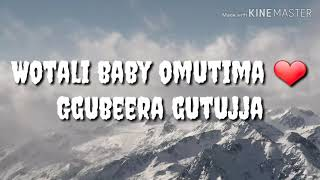 Gutujja ~B2c Ft Rema Lyrics Video