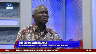 Fashola Gives Update On Infrastructural Projects |Politics Today|